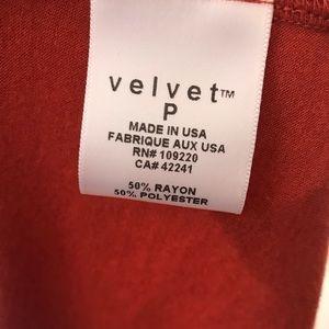 Velvet by Graham & Spencer Dresses - Velvet Graham Spencer Midi Sleeveless Dress Small